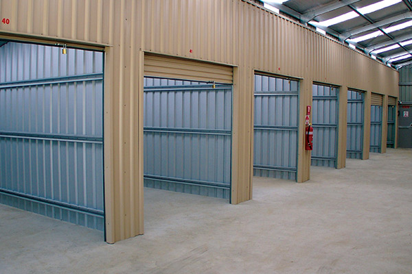 Storage Sheds & Facilities